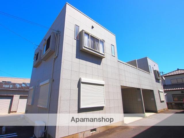 茨城県神栖市、銚子駅徒歩56分の築10年 2階建の賃貸アパート