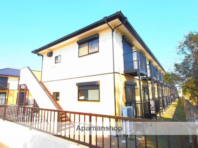 茨城県神栖市、下総橘駅徒歩150分の築16年 2階建の賃貸アパート