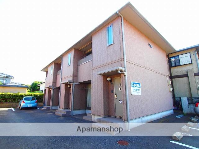茨城県鹿嶋市、鹿島神宮駅徒歩67分の築12年 2階建の賃貸アパート