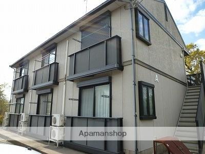 茨城県神栖市、小見川駅徒歩98分の築18年 2階建の賃貸アパート