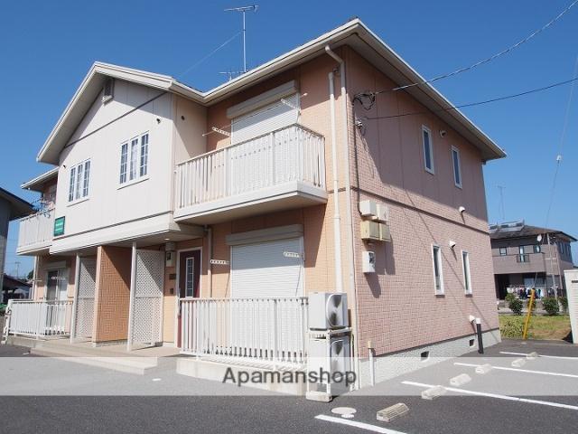 茨城県鹿嶋市、鹿島神宮駅徒歩25分の築11年 2階建の賃貸アパート