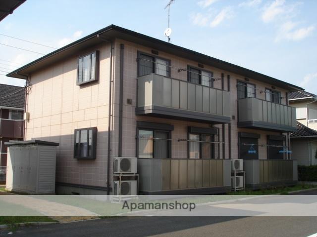 茨城県鹿嶋市、鹿島サッカースタジアム(臨)駅徒歩90分の築13年 2階建の賃貸アパート
