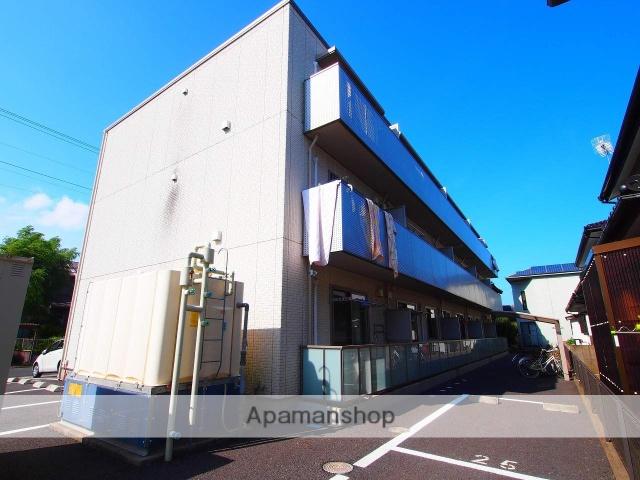 茨城県鹿嶋市、鹿島神宮駅徒歩24分の築10年 3階建の賃貸マンション