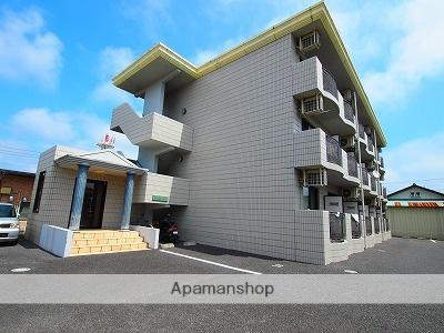 茨城県鹿嶋市、鹿島神宮駅徒歩22分の築14年 3階建の賃貸マンション