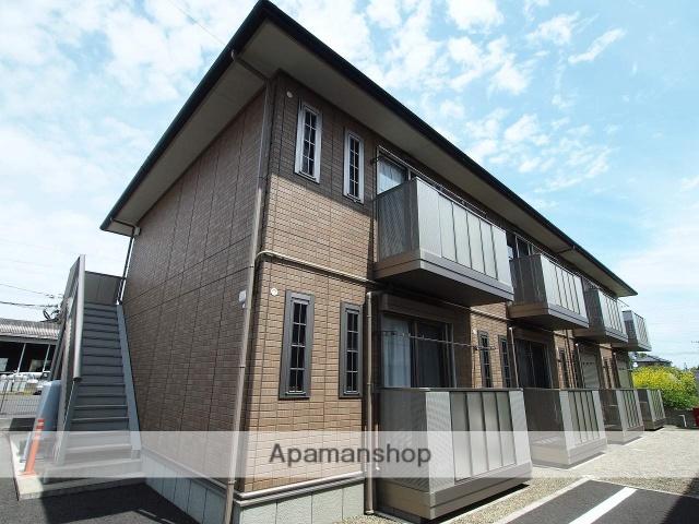 茨城県鹿嶋市、延方駅徒歩86分の築8年 2階建の賃貸アパート