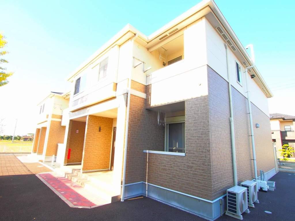茨城県神栖市、小見川駅徒歩142分の築3年 2階建の賃貸アパート