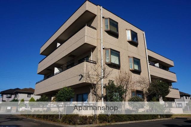 茨城県神栖市、鹿島神宮駅徒歩129分の築25年 3階建の賃貸マンション