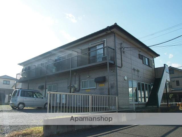 茨城県鹿嶋市、鹿島サッカースタジアム(臨)駅徒歩40分の築18年 2階建の賃貸アパート