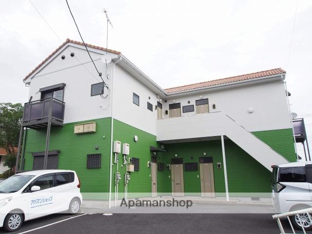 茨城県鹿嶋市、鹿島神宮駅徒歩10分の築14年 2階建の賃貸アパート