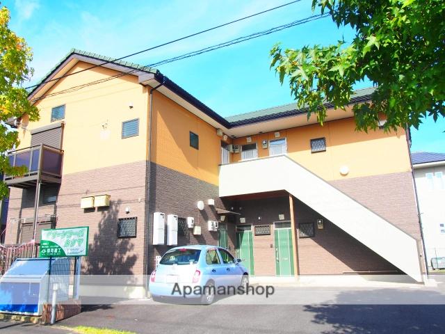 茨城県鹿嶋市、鹿島神宮駅徒歩12分の築7年 2階建の賃貸アパート