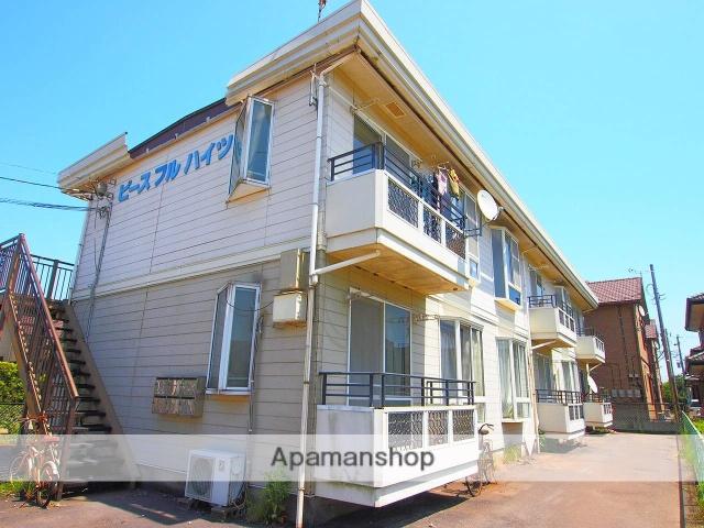 茨城県神栖市、小見川駅徒歩174分の築26年 2階建の賃貸アパート