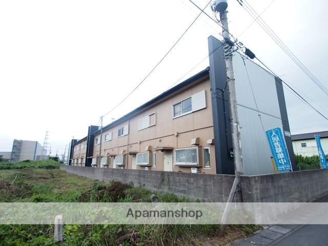 茨城県神栖市の築24年 2階建の賃貸テラスハウス