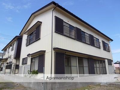 茨城県鹿嶋市、鹿島神宮駅徒歩3分の築32年 2階建の賃貸アパート