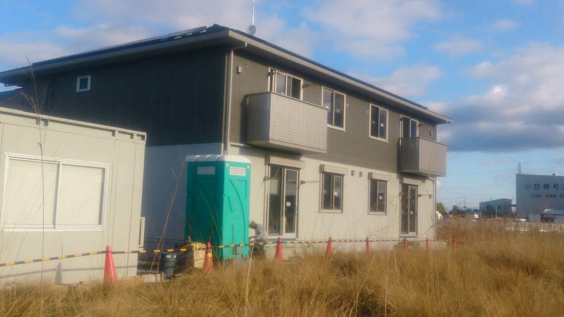 茨城県神栖市、笹川駅徒歩117分の新築 2階建の賃貸アパート