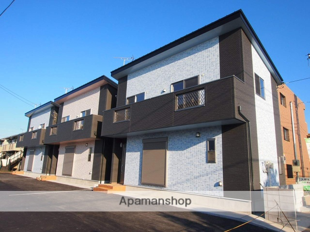 茨城県神栖市、鹿島神宮駅徒歩106分の新築 2階建の賃貸一戸建て