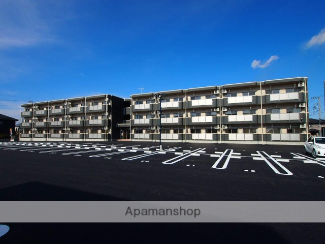 茨城県神栖市、小見川駅徒歩106分の新築 3階建の賃貸マンション