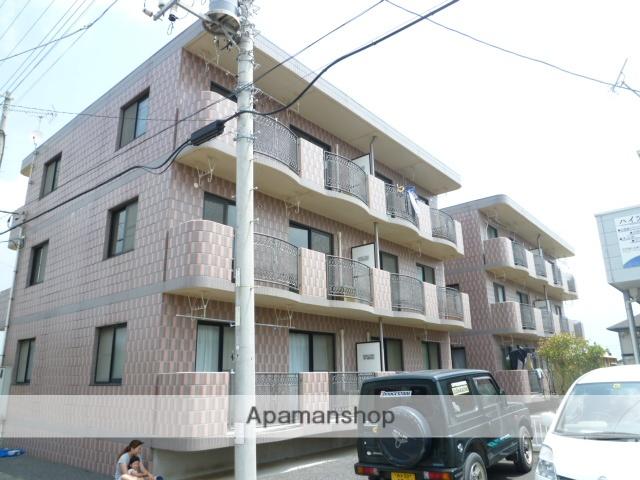 茨城県鹿嶋市、鹿島神宮駅徒歩58分の築16年 3階建の賃貸マンション