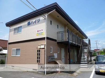 茨城県神栖市の築27年 2階建の賃貸アパート