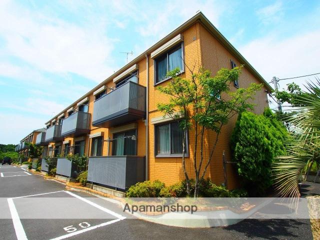 茨城県鹿嶋市、鹿島神宮駅徒歩42分の築9年 2階建の賃貸アパート