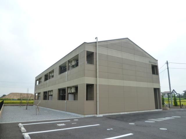 茨城県神栖市、小見川駅徒歩99分の築8年 2階建の賃貸アパート