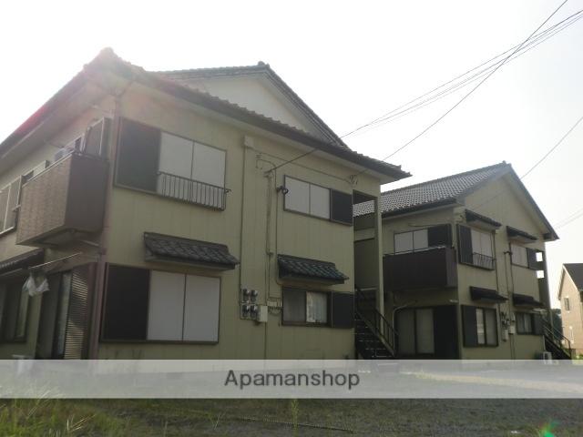 茨城県神栖市、鹿島神宮駅徒歩116分の築25年 2階建の賃貸アパート