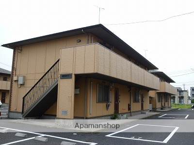 茨城県神栖市、小見川駅徒歩105分の築11年 2階建の賃貸アパート