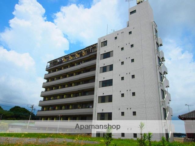 茨城県鹿嶋市、鹿島神宮駅徒歩9分の築23年 9階建の賃貸マンション