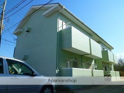 茨城県神栖市、小見川駅徒歩200分の築25年 2階建の賃貸アパート