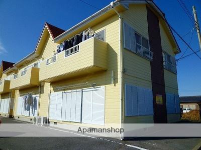 茨城県神栖市、下総橘駅徒歩67分の築26年 2階建の賃貸アパート