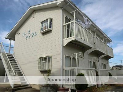 茨城県鹿嶋市、鹿島神宮駅徒歩29分の築26年 2階建の賃貸アパート