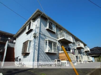茨城県鹿嶋市、鹿島神宮駅徒歩74分の築23年 2階建の賃貸アパート