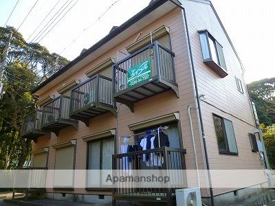 茨城県鹿嶋市、鹿島神宮駅徒歩3分の築24年 2階建の賃貸アパート