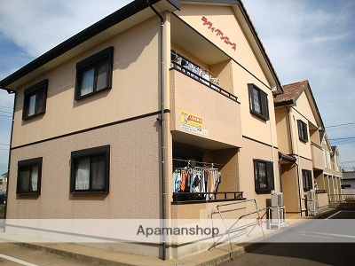 茨城県神栖市、小見川駅徒歩113分の築13年 2階建の賃貸アパート