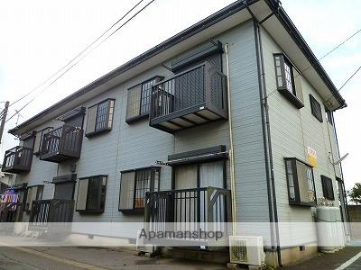 茨城県神栖市、小見川駅バス30分セントラルホテル下車後徒歩126分の築17年 2階建の賃貸アパート