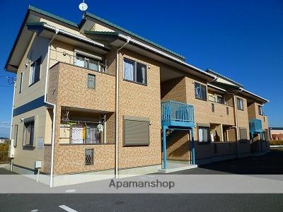茨城県神栖市、小見川駅徒歩123分の築8年 2階建の賃貸アパート