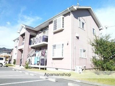 茨城県神栖市、松岸駅徒歩90分の築16年 2階建の賃貸アパート