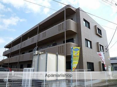 茨城県神栖市、小見川駅徒歩114分の築9年 3階建の賃貸マンション