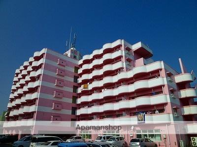 茨城県鹿嶋市、鹿島神宮駅徒歩42分の築28年 7階建の賃貸マンション