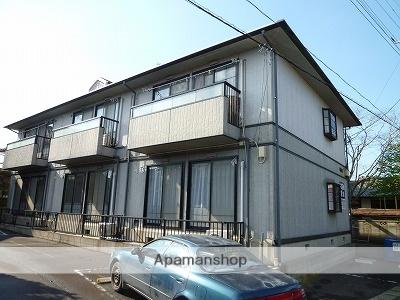 茨城県鹿嶋市、鹿島神宮駅徒歩42分の築21年 2階建の賃貸アパート