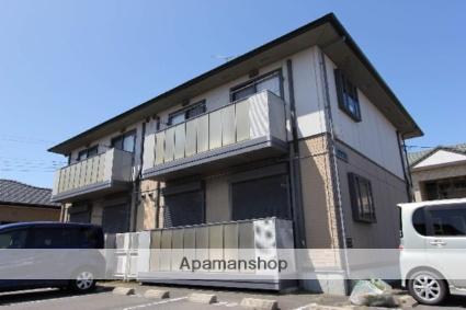 茨城県神栖市、椎柴駅徒歩106分の築12年 2階建の賃貸アパート