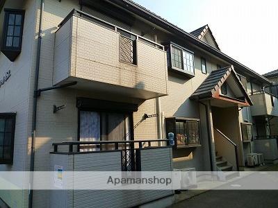 茨城県神栖市、小見川駅徒歩104分の築22年 2階建の賃貸アパート
