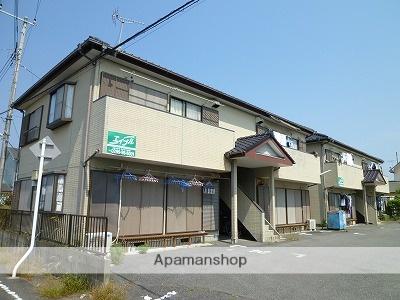 茨城県神栖市、笹川駅徒歩139分の築19年 2階建の賃貸アパート