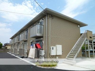 茨城県神栖市、小見川駅徒歩88分の築5年 2階建の賃貸アパート