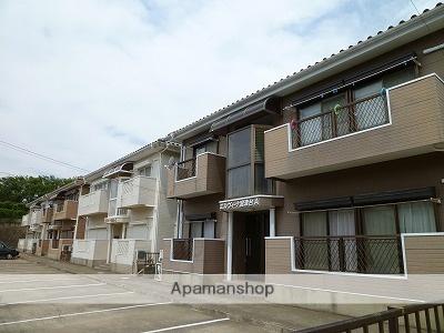 茨城県鹿嶋市、鹿島神宮駅徒歩46分の築23年 2階建の賃貸アパート