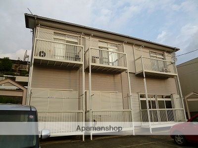 茨城県鹿嶋市、鹿島神宮駅徒歩20分の築25年 2階建の賃貸アパート