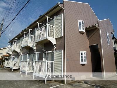 茨城県鹿嶋市、鹿島神宮駅徒歩55分の築27年 2階建の賃貸アパート