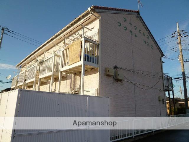 茨城県鹿嶋市の築24年 2階建の賃貸アパート