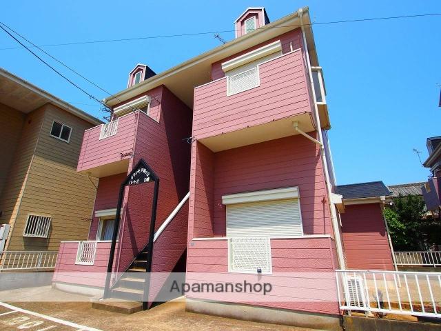 茨城県鹿嶋市、鹿島神宮駅徒歩65分の築25年 2階建の賃貸アパート