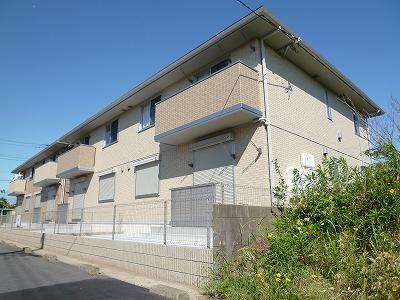 茨城県神栖市、松岸駅徒歩290分の築4年 2階建の賃貸アパート