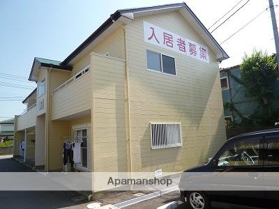 茨城県潮来市、潮来駅徒歩18分の築27年 2階建の賃貸アパート